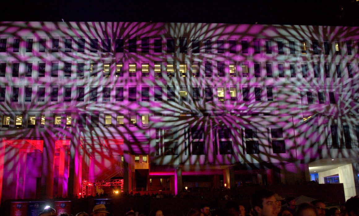 Pulse Lighting @ Boston Calling Music Festival