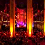 Pulse Lighting providing event lighting for The Congressional Blues Festival
