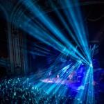 Pulse Lighting providing stage lighting for moe. tour 2013-2015