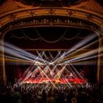 Pulse Lighting providing stage lighting for moe. tour 2013- 2015 tour.