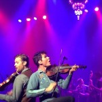 Pulse Lighting providing stage lighting for Old Crow Medicine Show 2013-2015.
