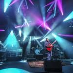 Pulse Lighting providing stage lighting for Widespread Panic 2015.