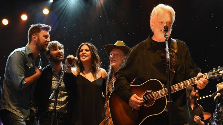 Pulse Lighting - The Life and Songs of Kris Kristofferson