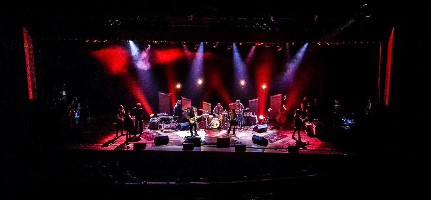 Chris Stapleton |Pulse Lighting|Feb 2016 The Ryman Auditorium|Photo (c) 2016 Connor Ostrowski