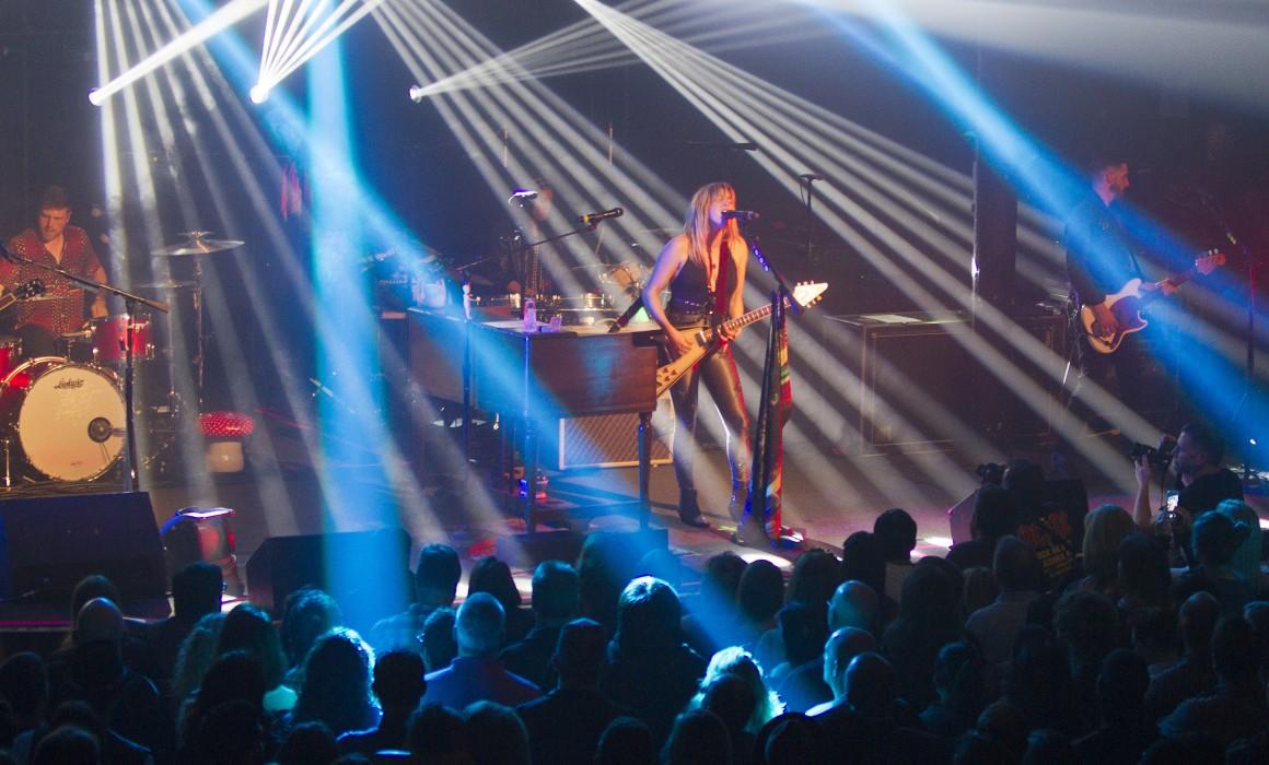 Grace Potter | Pulse Lighting | Photo ©2016 Damon Callisto